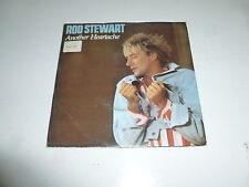 "ROD STEWART - Another Heartache - 1987 UK 2-track 7"" Vinyl Single"