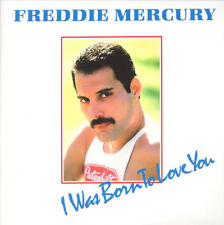 FREDDIE MERCURY-I was born to love you Queen Larry Lurex Lime-Green Vinyl New