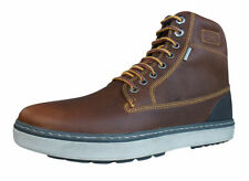 Chaussures marrons Geox pour homme, pointure 45