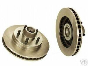 Quality Brand (2) 5447 Disc Brake Rotor, Front