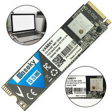 Vaseky 120GB PCI-e NVMe M.2 2280 SSD Festkörperlaufwerk Speicher Interner SSD PC