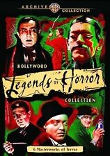 Hollywood Legends Of Horror Collection DVD Set Doctor X The Return Vampire Mask