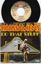 PARLIAMENT * Do That Stuff * 1975 German 45 * FUNK FUNKADELIC * Listen!