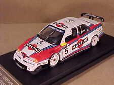 HPI RACING #8091 1/43 Diecast Alfa Romeo 155V6 TI,1996 ITC, #5, Larini, Ltd. Ed.