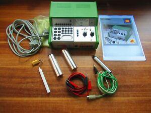 Vegatest II EAV Gerät mit Zubehör für Bioresonanz