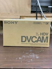 Sony Dvcam Pdvm-32N/3 - 10 in a box - New