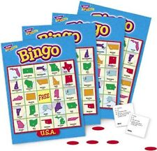 U.S.A. Bingo Game by Trend (NEW) T-6137