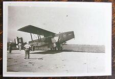 AVIATION, PHOTO AVION LEO 206, 602 GIA, 39, MAISON BLANCHE
