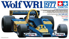 KIT TAMIYA 1:20 AUTO WOLF WR1 J.SCHECKTER 1977 20064