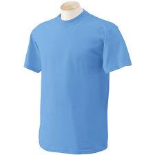 Gildan infantil Algodón Grueso Liso Camiseta - 100% Preencogido Jersey Algodón