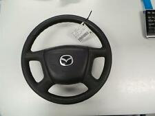 MAZDA TRIBUTE STEERING WHEEL WITH AIRBAG NON CRUISE TYPE YU SERIES, 02/01-06/06