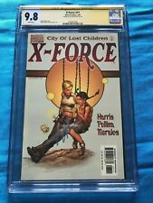 X-Force #77 - Marvel - CGC SS 9.8 NM/MT - Signed by Joe Harris