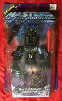 Battle Armor Skeletor MOTU 200X series He-Man MOC Masters of the Universe