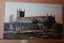 Postcard Dean Church Near Bolton posted 1905