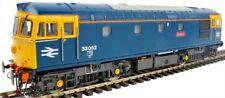 Heljan 3466 00 Gauge, BR Class 33/0 Bo-Bo Diesel loco, 33052 'Ashford' BR Blue
