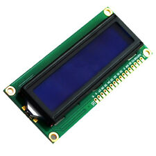1602 16x2 Character LCD Display Module HD44780 Controller Blue For Arduino