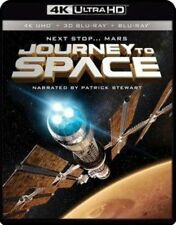 IMAX Journey to Space 3d (4k Ultra HD - Blu-ray Region 1