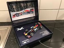 Max Verstappen Red Bull 1:43 Demo Snow Run 2016 LTD Edition Kitzbühel**NEU&OVP**