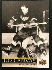 18-19 UD Series 2 Canvas Retro SSP #C252 Ted Lindsay