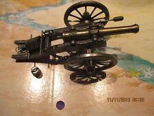 """Guerre Napoléon """"Figurine MHSP France Le train d'artillerie Canon de Gribeauval"""