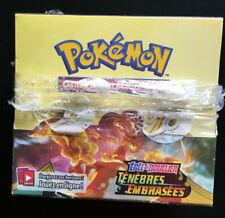 Display Pokemon 36 Boosters EB3 Ténèbres Embrasées VF Non scéllé