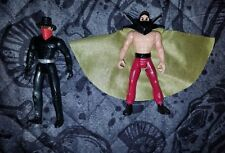 The Shadow Movie 1994 Kenner Action Figure Lot Vintage