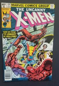 X-MEN #129 • 1ST KITTY PRYDE, EMMA FROST • VF/NM OR BETTER+++