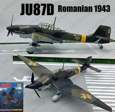 WWII German Ju87D Stuka Romanian dive bomber 1943 1/72 finished plane Easy model