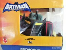 2009 MATTEL THE BRAVE AND THE BOLD BATMOBILE - NISB