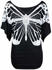 Casual Batwing Tops & Shirts Plus Size for Women