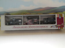 Lledo The Royal Airforce Ground Crew Support Set 3 Vehicles Boxed BB1003