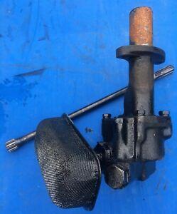 Engine Oil Pump 2.25D Land Rover Series 2 2A 3 88 109