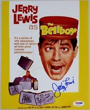 JERRY LEWIS Signed THE BELLBOY 8x10 Photo PSA/DNA Auto AUTOGRAPH (B)