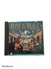 Caesar II The Rise And Rule Of Ancient Empires PC Game Cracked Case