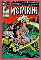 Marvel Comics Presents #4 WOLVERINE Thor Master of Kung Fu MARVEL 1988 NM-