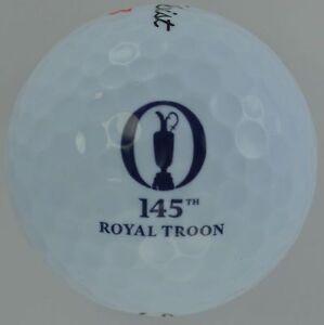 36 - 3 Dozen 2016 BRITISH OPEN (Royal Troon) Top Flite  Mint Golf Balls