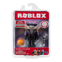 SEALED ROBLOX Celebrity Figure Accessory Halloween HEADLESS HORSEMAN Core Pack