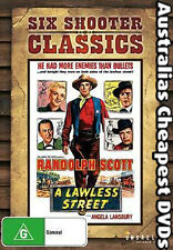 A Lawless Street DVD NEW, FREE POSTAGE WITHIN AUSTRALIA REGION 4