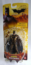 Batman Begins 2005 Gold BATMAN Action Figure (MIP)