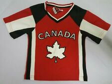 CANADA National Team HOCKEY Shirt Size Youth Small S used but nice for toddler