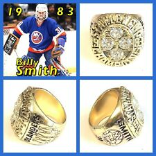 New York Islanders Billy Smith 1983 Stanley Cup Ring Size 11