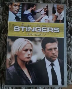 Stingers Season 7 dvd