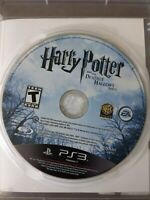 USED disc only Harry Potter and the Deathly Hallows: Part 1 Sony PlayStation 3