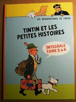 PASTICHE TINTIN. Tintin et les Petites Histoires intégrale 5 / 6. Hors Commerce