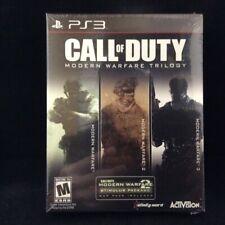 Call of Duty Modern Warfare Trilogy (Sony Playstation 3, PS3) BRAND NEW