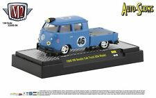 M2 Machines Auto Shows 1:64 1960 VW Double Cab Truck Release 56