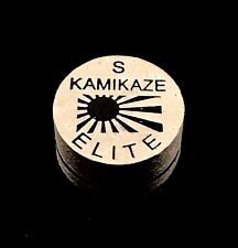 NEW....Kamikaze ELITE Layered Cue Tips  14 MM  (SOFT) (1 Tip)  Fast Shipping.