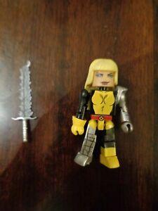 Marvel Minimates - Magik - New Mutants box set X-Men - action figure