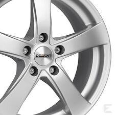 4x 16 Zoll Alufelgen für Nissan Qashqai +2 / Dezent RE 7x16 ET40 (B-BT06456)