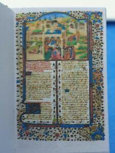 1:12 Scale Book, Boccaccio's Decameron,(Mediaeval) Crafted by ken Blythe.